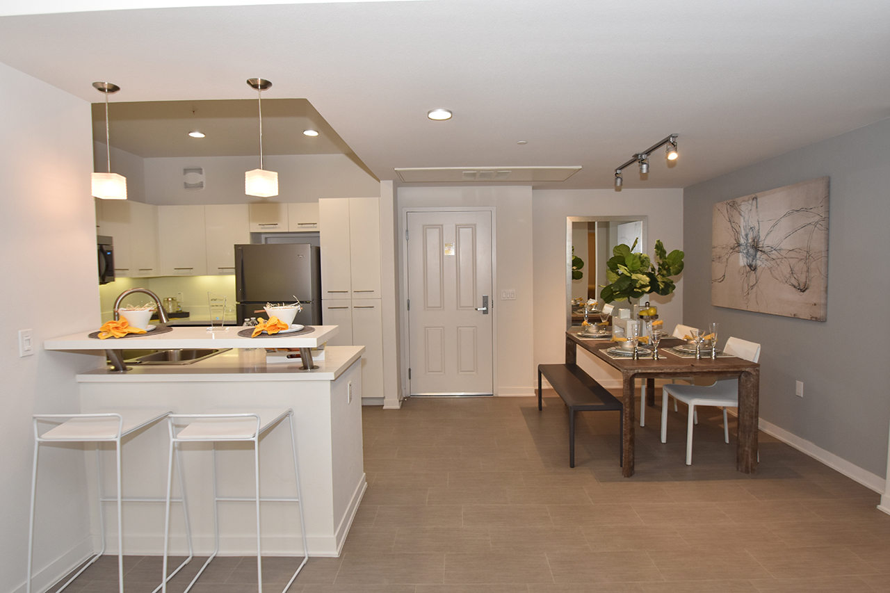 Spacious Kitchen/Dining